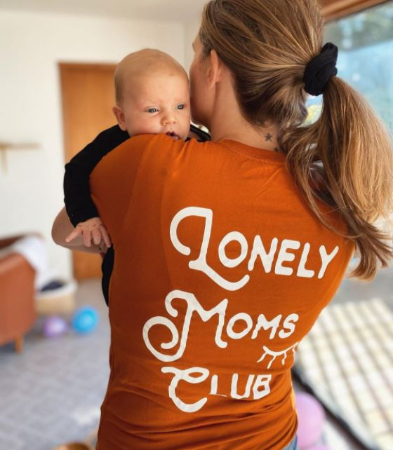 Motherhood in a Pandemic