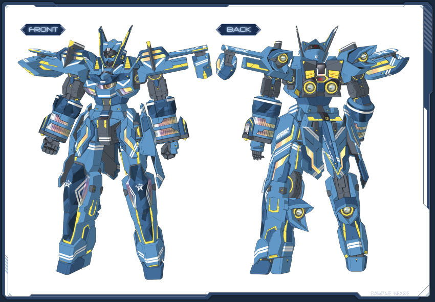 Mag Paint Blue Pso