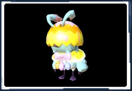 Egg Rappy Suit