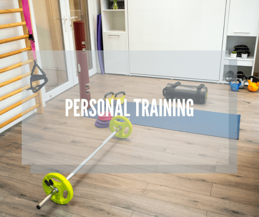 women's health personal training