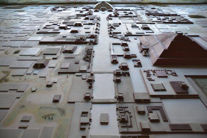 Im Museum erhält man ein vollständigeres Bild der einstiegen Stadt