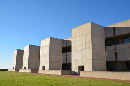 Kurzer Abstecher nach San Diego: das Salt Institute von Louis Kahn