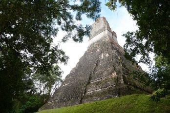 Templo I - ein Mausoleum