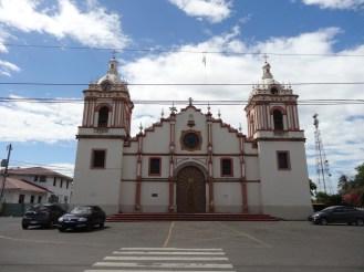 In Santiago hatte selbst die Kirche geschlossen