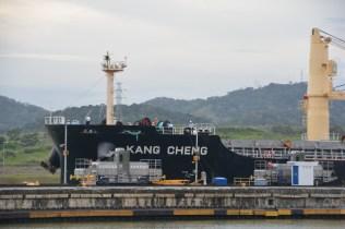 Locks zur Absicherung des Schiffes