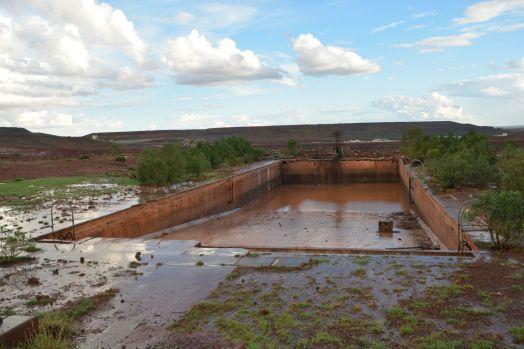 Pool und Löschwasser zugleich