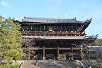 Eigentliches Eingangstor der Tempelanlage