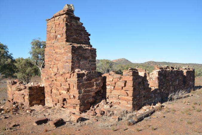 Ruinen einstieger Landpächter