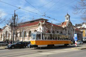 die neuere Tatra-Bahn