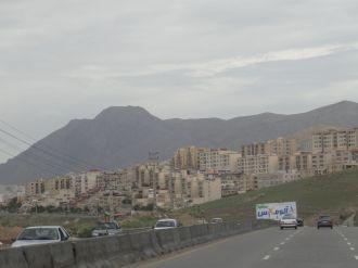 Teherans Vorstädte