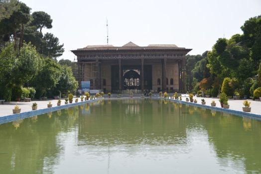 Chehel Sotoun Palast