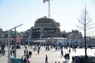 Neue Moschee amTatksim Platz