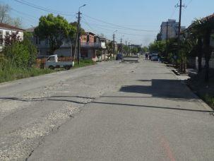 Straße oder Geröllweg?