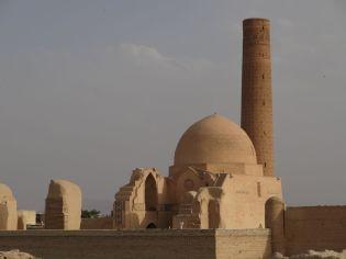 Halb-verfallene Moschee