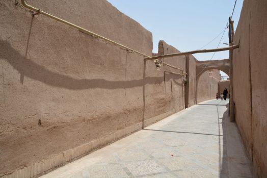 Das Lehmherz von Yazd