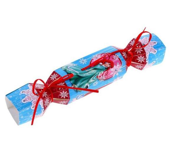 """Коробка подарочная """"Волшебного Нового года"""""""