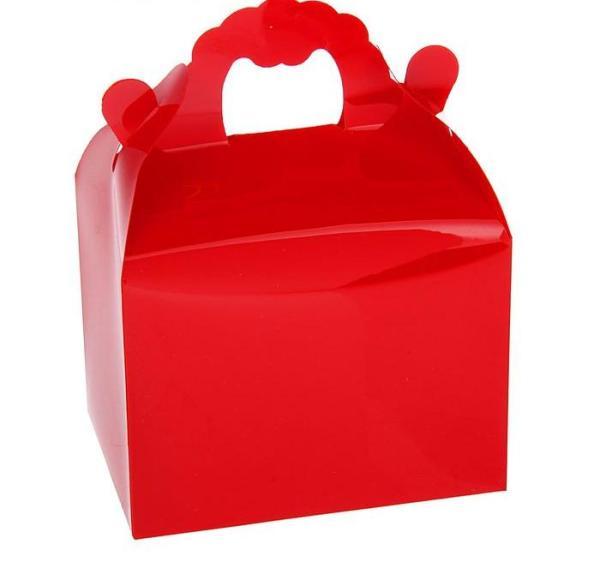 Коробка сборная пластиковая