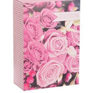 Коробка «Прекрасные розы»