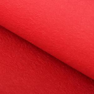 Бумага упаковочная рельефная, красная