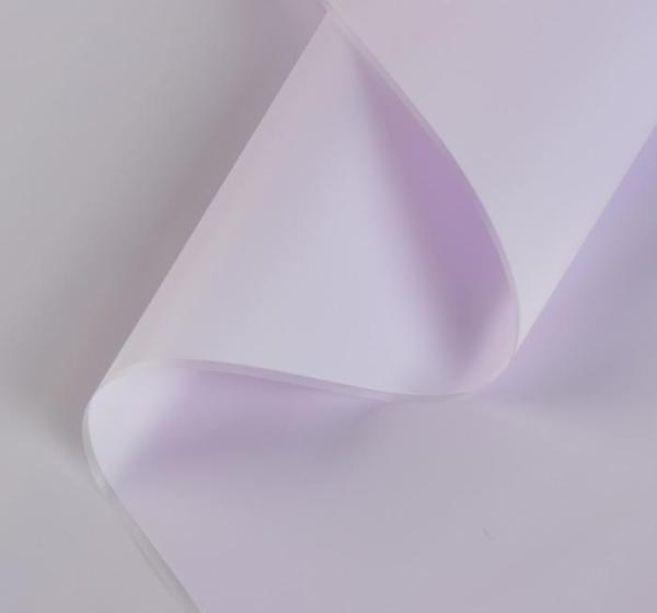 Пленка матовая, фиолетовая