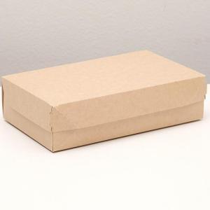Коробка крафт 23 х 14 х 6 см