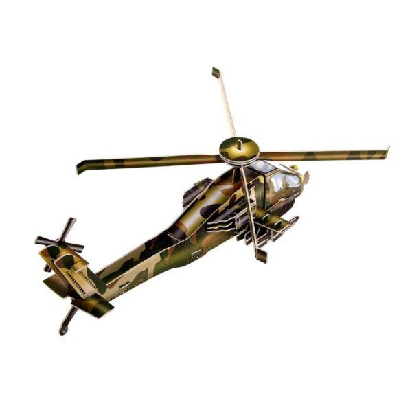 Конструктор 3D «Вертолёт»