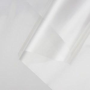 Плёнка для цветов прозрачная