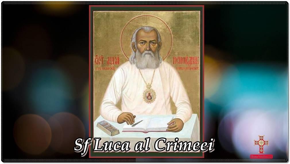 Despre iconoclasm si despre soarta ereticilor-Sf. Luca al Crimeei