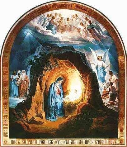 Cu Hristos în iesle