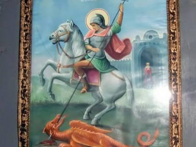 Sfantul Gheorghe-Biruinta Credintei