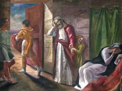 Fiul risipitor – întregul tablou al tinereţii uşuratice