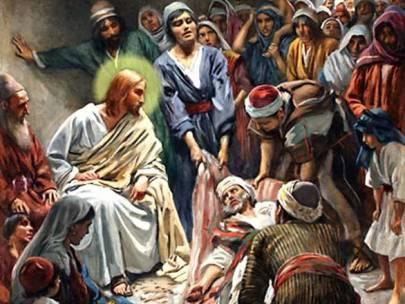 Cum se castiga Imparatia Cerurilor?-Vindecarea slabanogului din Capernaum