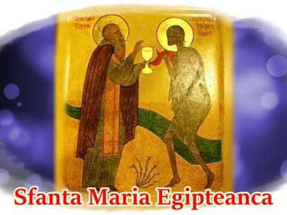 Maria Egipteanca-predica Parintele Constantin Necula