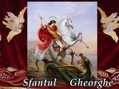 Sfantul Gheorghe-Minuni