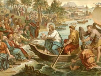 Pescari de oameni