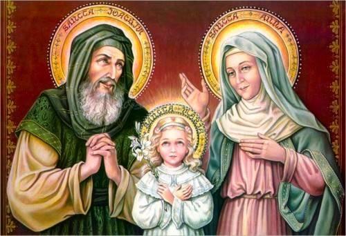 Maria  este numele Maicii Domnului.