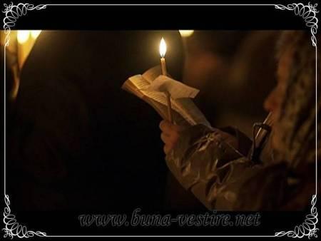 rugaciune in zori