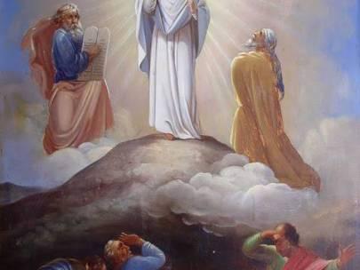 Schimbarea la fata a Domnului Iisus Hristos