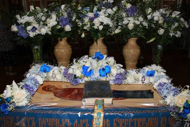 Parintele Arsenie Papacioc-Predica la Adormirea Maicii Domnului (15 august)
