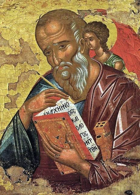 sf ioan evanghelistul