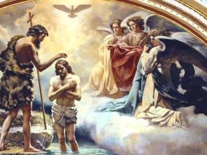 Rugăciune la Botezul Domnului