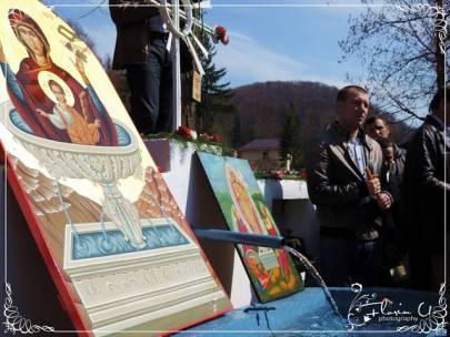 Predică la Izvorul Tămăduirii, Pr. Constantin Necula