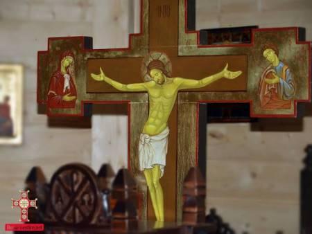 Predica la duminica dinaintea Inaltarii Sfintei Cruci