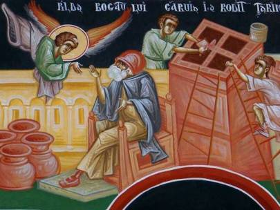 Bogatul caruia i-a rodit tarina - Predica la duminica a XXVI- a dupa Rusalii