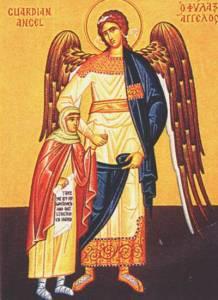Acatistul Îngerului Păzitor
