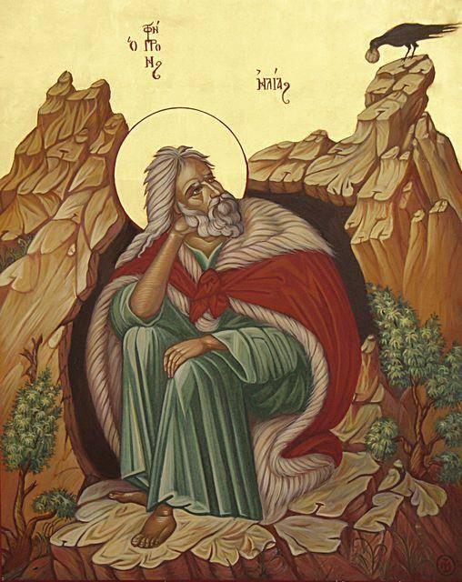 Acatistul Sf. Prooroc Ilie
