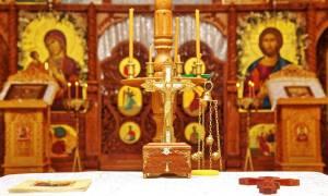 Acatistul Sfintei şi de Viaţă purtătoarei Cruci