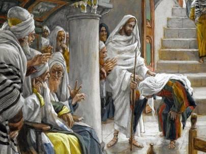 DESPRE FEMEIA GÂRBOVĂ - Duminica a XXVII a dupa Rusalii
