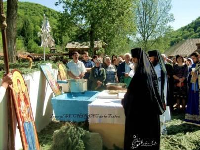 IZVORUL TĂMADUIRII. Cuvânt praznical al Părintelui Sofian Boghiu