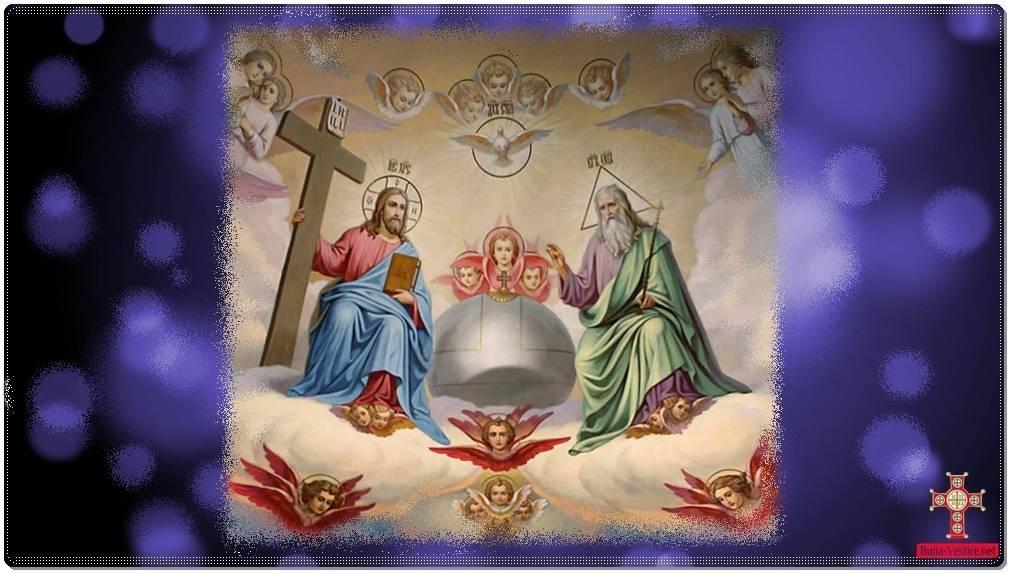 Credinţa în Sfânta Treime
